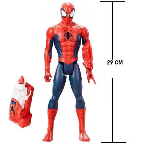 Spiderman Titan Hero Power Fx Con Sonidos Original Nuevo