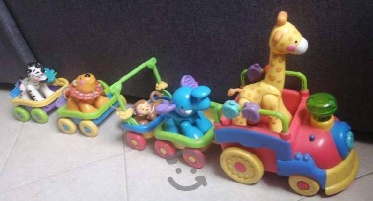 Tren de animalitos
