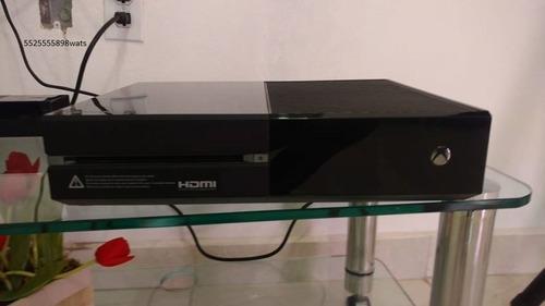Xbox one de 500gb incluyo accesorios