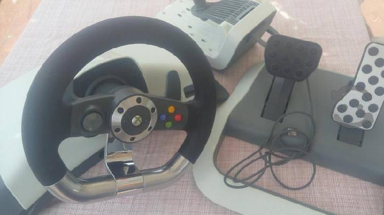 Xbox volante inalámbrico 360