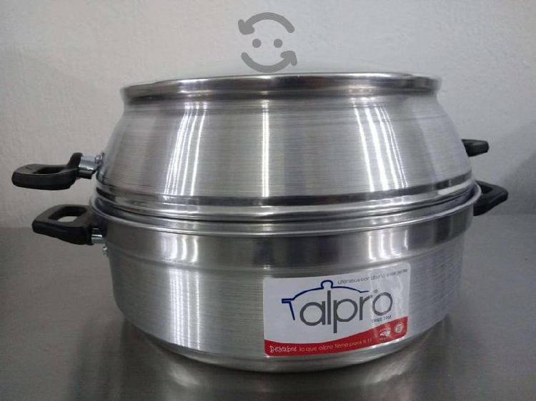 Horno eiffel de aluminio alpro