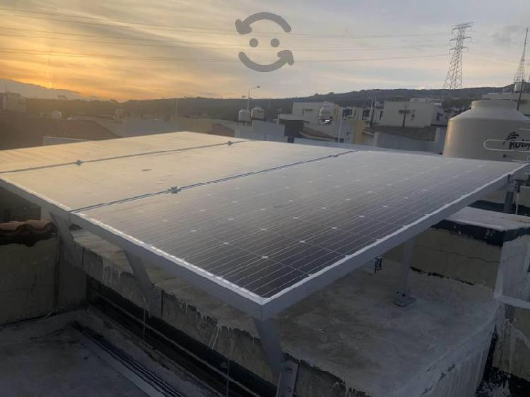 Invierte en paneles solares de gran calidad