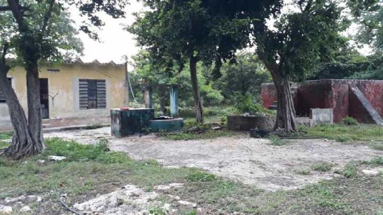 Pequeña granja en venta en San José Tzal