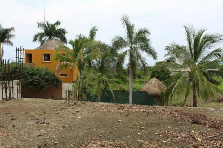 Terreno en venta en zicatela puerto escondido