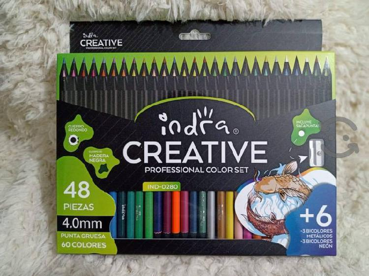 Colores marcar indra creative