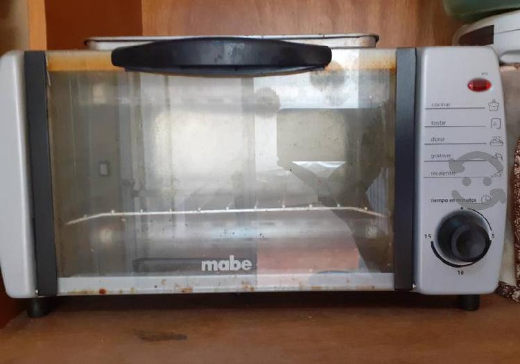 Horno tostador mabe