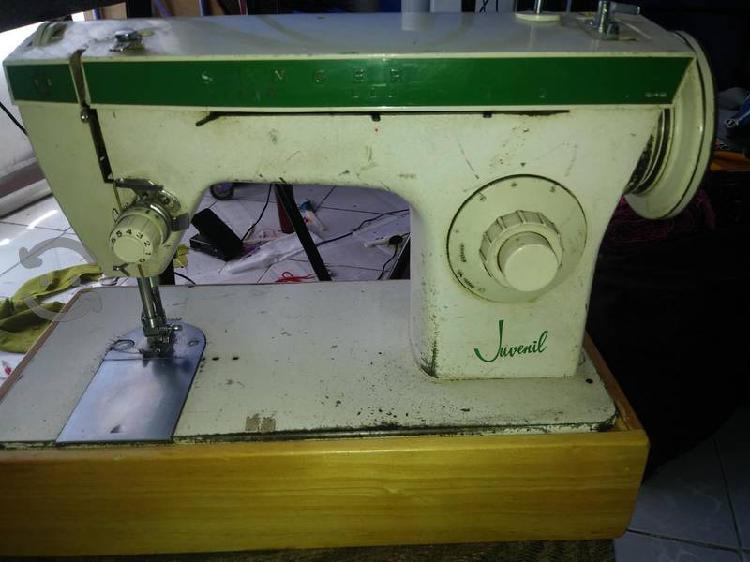 Maquina de coser juvenil zig zag recta casera