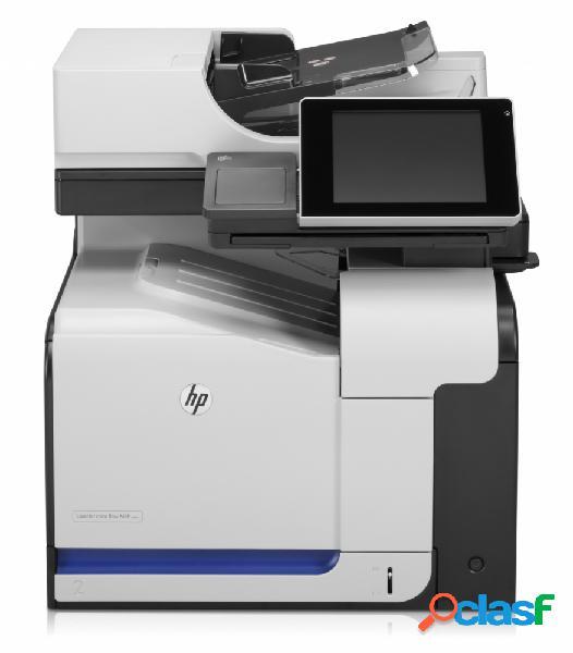 Multifuncional hp laserjet m575c, color, láser, inalámbrico, print/scan/copy/fax