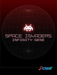 Space invaders infinity gene, xbox 360 - producto digital descargable