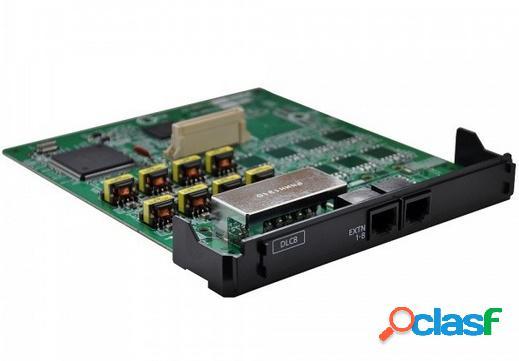 Panasonic tarjeta kx-ns5171x de 8 extensiones digitales