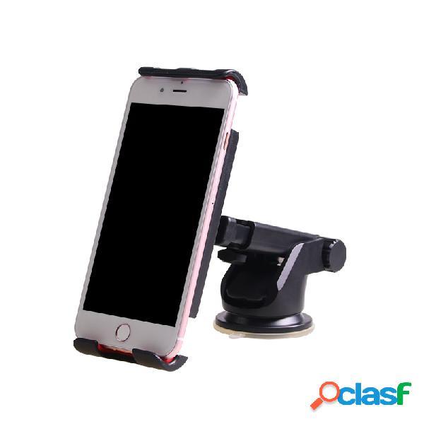 Shunwei universal car dashboard mount holder teléfono tablet pc stand para iphone 7 6 ipad air 2 samsung
