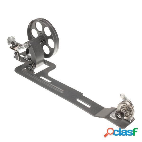 "Máquina de coser industrial negra bobina de la bobina 3 ""rueda consew cantante para juki brother etc."