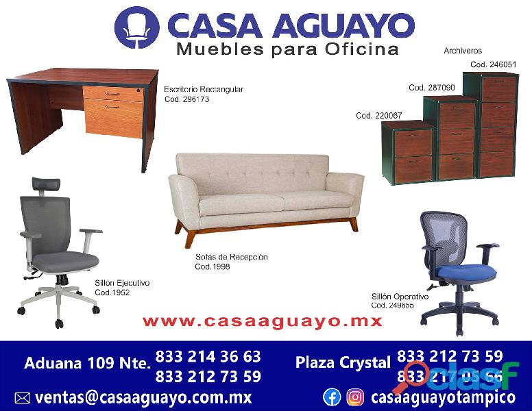 TIENDA DE ARCHIVEROS  CASA AGUAYO  MUEBLES PARA OFICINAS  2