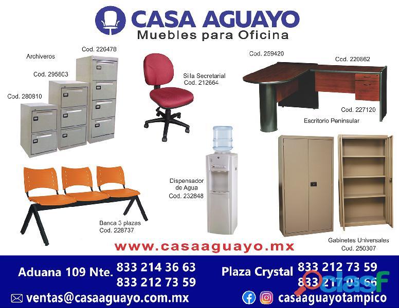TIENDA DE ARCHIVEROS  CASA AGUAYO  MUEBLES PARA OFICINAS  4