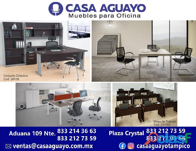 TIENDA DE ARCHIVEROS  CASA AGUAYO  MUEBLES PARA OFICINAS  16