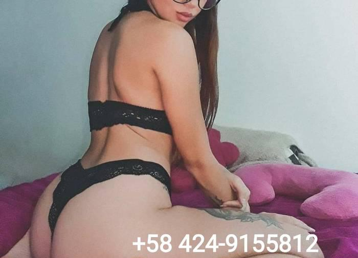 Nenita me Masturbo en show erotico y cumplo fantasias