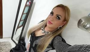 Xiomara trans colombiana super vergona