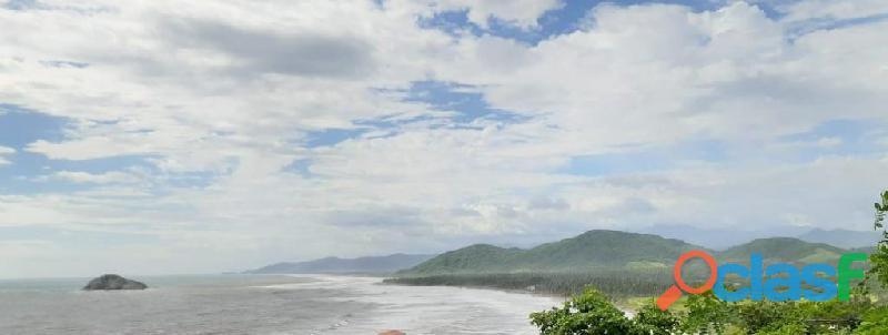 TERRENO TURISTICO EN BAHIAS DE PAPANOA