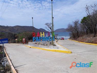 TERRENO TURISTICO EN BAHIAS DE PAPANOA 2