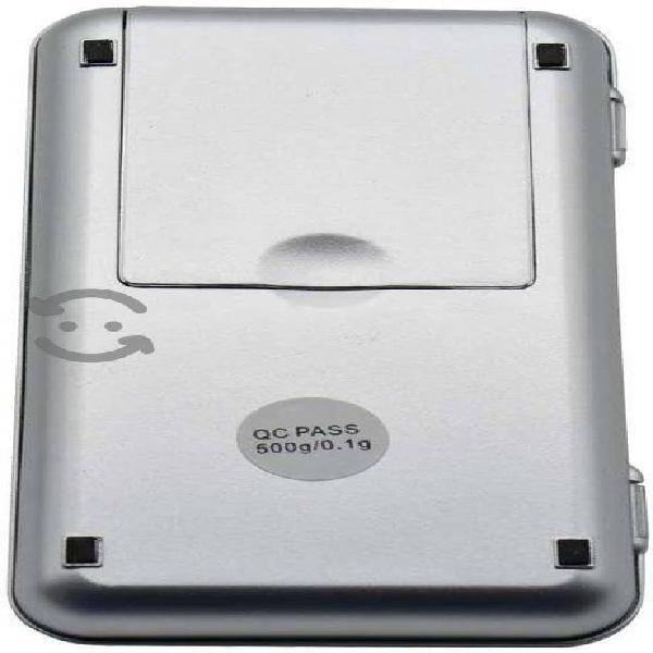 Bascula portatil gramera