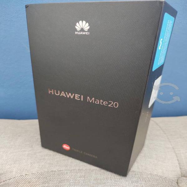 Huawei mate 20 liberado
