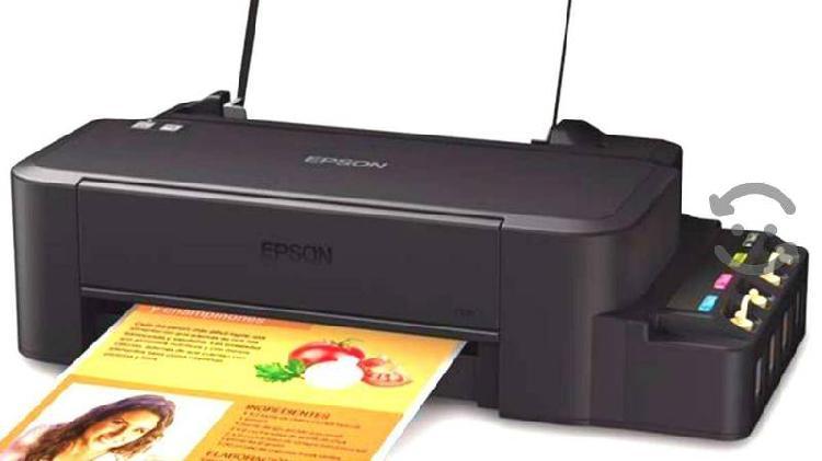 Impresora tinta continua epson ecotank l120