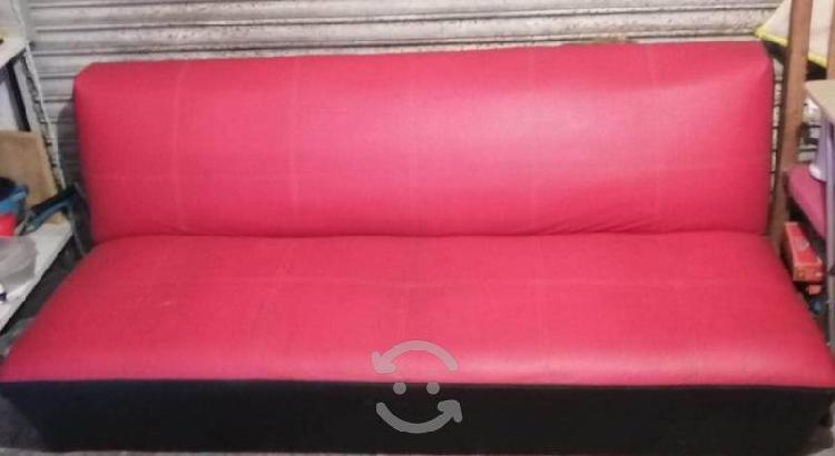 Love seat y sillón individual