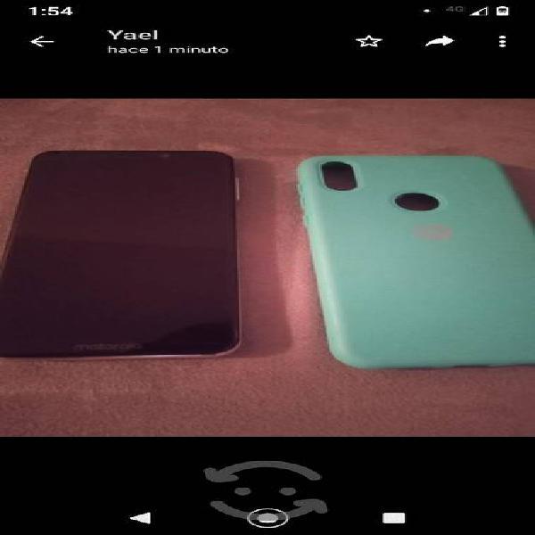 Motorola one 64gb blanco venta