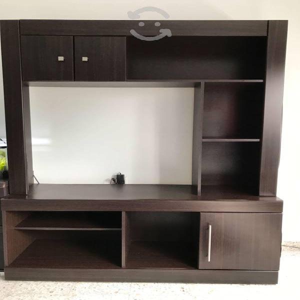 Mueble para cuarto de tv o sala de tv