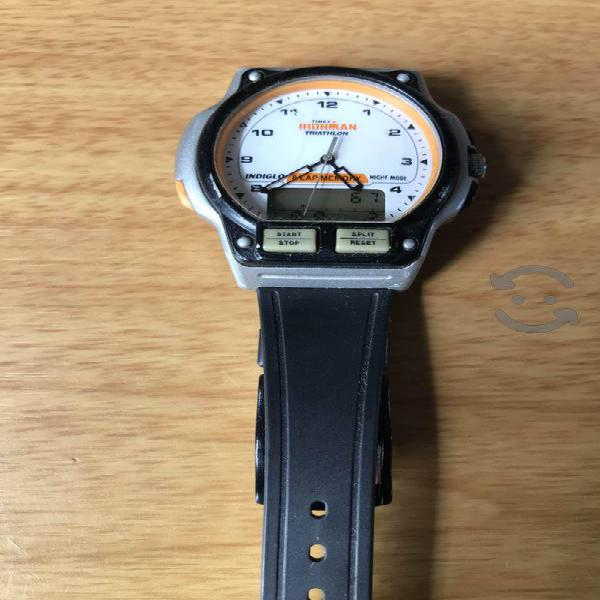 Reloj timex ironman indiglo