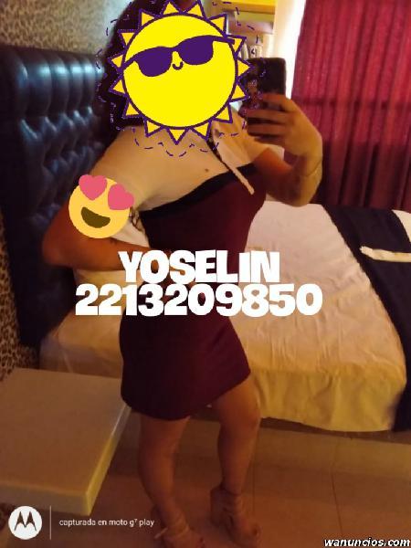Yoselin Nueva escort en Puebla 2213209850 (PUEBLA)