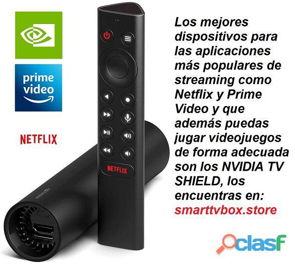 NVIDIA SHIELD TV Videojuegos Y TV En Streaming