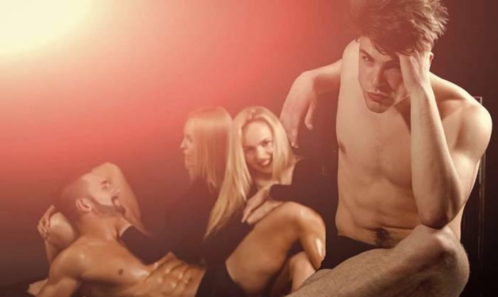 Quieres acción sexual?. Grupo swinger.
