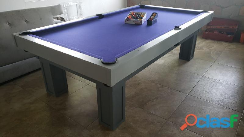 Increible mesa de billar