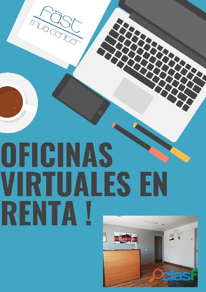 Oficinas virtuales con el mejor servicio