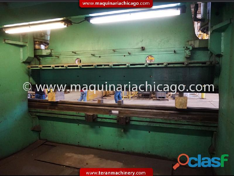 Prensa de cortina hidráulica pacific 20' x 600 ton