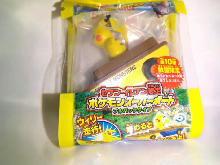 Colección completa de juguetes pokémon japan 2010