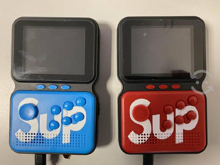 Consola sup game box 900 juegos