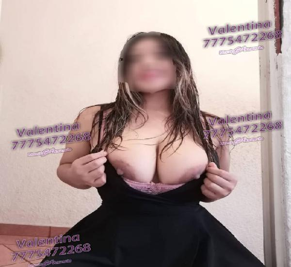 DELICIOSA EXPERIMENTADA Y MUY RICA CHICA SOY VALENTINA