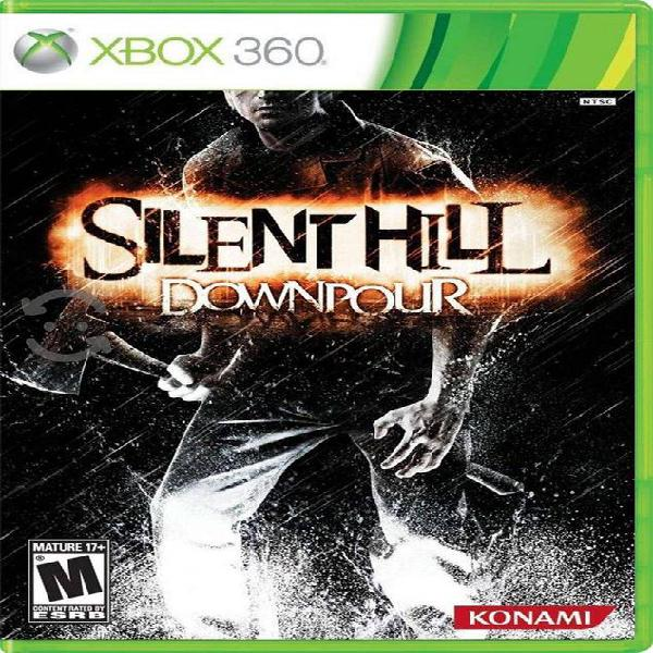 Juegos xbox silent hill downpour