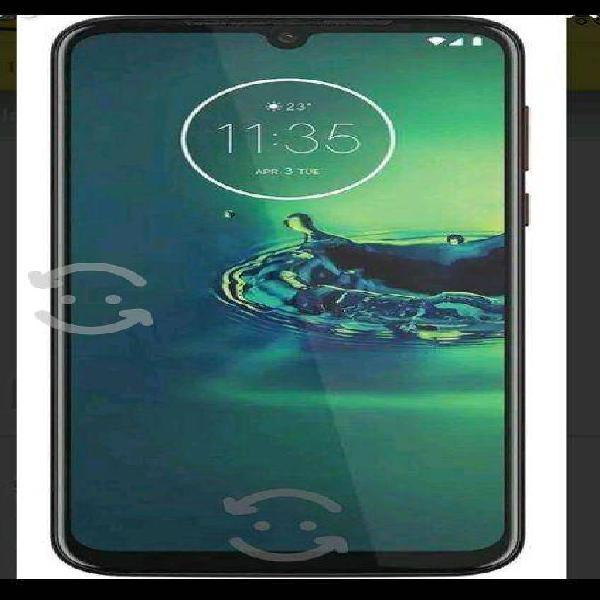 Motorola g8 plus nuevo