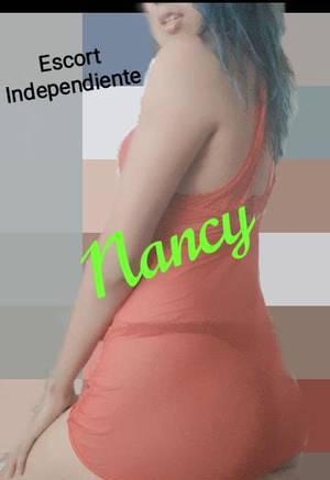 NANCY DISPONIBILE SÁBADO Y DOMINGO