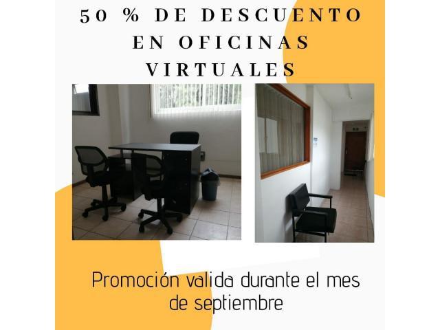 Oficinas virtuales en av. gustavo baz tlalnepantla