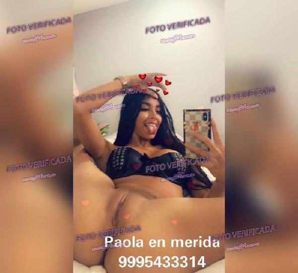 PAOLA PROMO DE HOY 600 PESOS VAGINAL Y ANAL