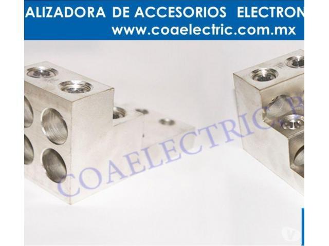 Zapatas-bimetalicas-4 cables-cal.,250,400,500,600 mcm valle
