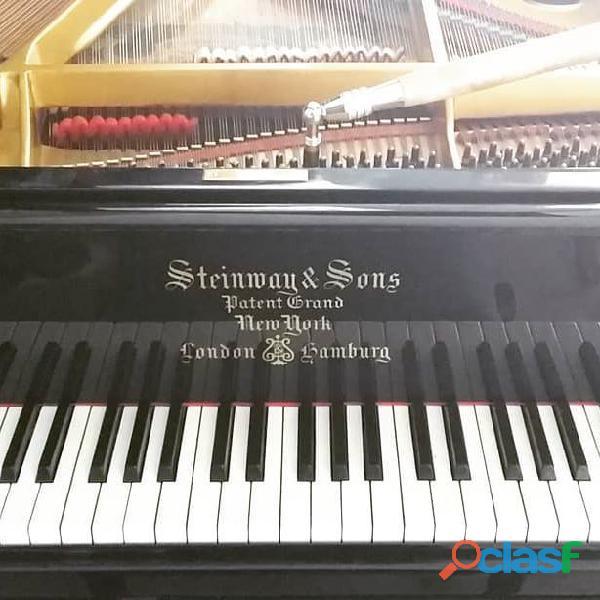 Afinación de pianos cdmx