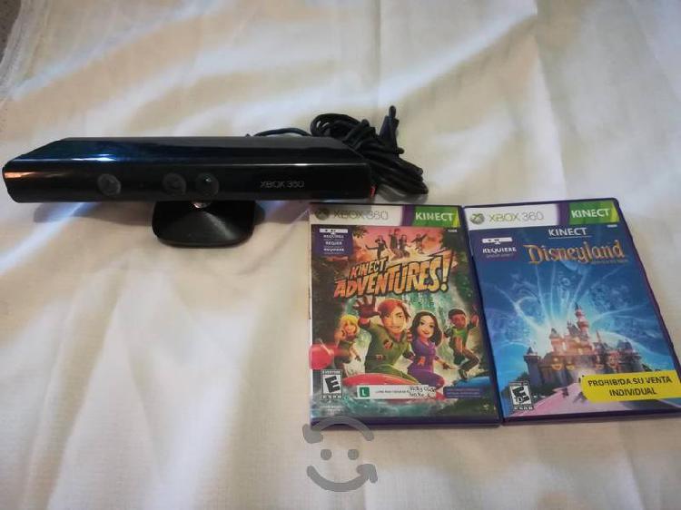 Kinect y juegos originales