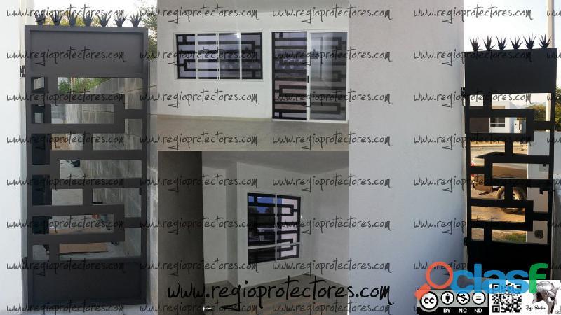 Regio Protectores   Instal en Fracc:Bosque Residencial 03693