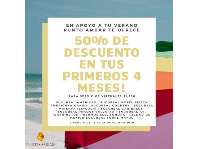 Renta de oficinas fisicas y virtuales en promocion