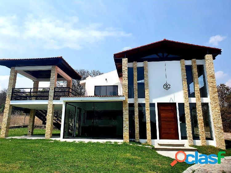 Se vende casa nueva en haras